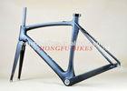 carbon frames road 12k&3K&UD glossy road bike frames New design fit di2 FM139