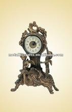 French Decorative Mantel Clock