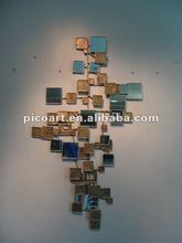 Elegant and modern Iron Decorative handicraft Wall Art