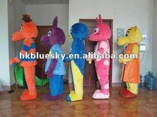 NO.2711 The backyardigans mascot costumes