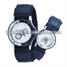 2012 China manufacture atomic wrist nylon watch strap for men