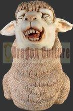 Indoor Exhibits Animated Animal Sheep