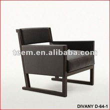 euro luxury sofa NO.1 teak pu leather pu sofa pictures
