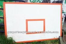 Durable fiberglass basketball backboard
