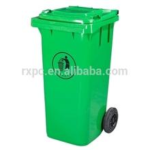 Sanitation HDPE cheap outdoor plastic dustbin