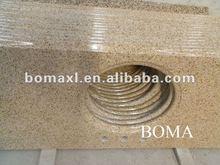 Bathroom Countertop Granite,G682 Golden Sand