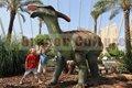 Mais novo melhor qualidade robôs para parque e museu