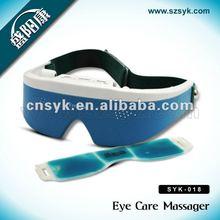Magnetic eye care massage