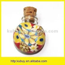 Murano Glass Car Aroma Fresheners,Perfume Bottle Pendant PB-61