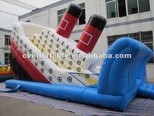 Attractive Inflatable titanic