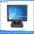 "La última moda de tft lcd tv monitor de pc 12.1""; vga monitor lcd"