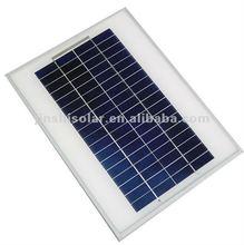 5W 18V poly Mini Solar Panel (Solar Module) for 12V system TUV,IEC61215,IEC61730