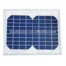 5W 18V mono Mini Solar Panel (Solar Module) for 12V system TUV,IEC61215,IEC61730
