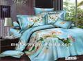 Nova 100% lençol de algodão/roupa de cama em king size