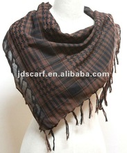 factory directly popular fashion scarf 2012-2013 square neck scarf (JDP-299_1914#)