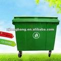 660l resíduos de plástico bin& caixote do lixo