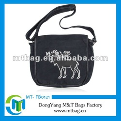 fashion cool style school canvas messenger bag 2013