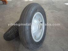Pneumatic Wheelbarrow Tyre and Tube Rib Tread 3.00-8 3.50-8 4.00-8