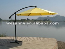 WU-003 Matena Banana hanging outdoor Umbrella / garden parasol