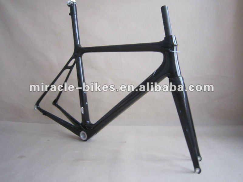 2012 la mejor bicicleta del carbón marco, Chino marco del camino del carbón