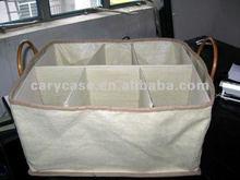 natural burlap jute bag , jute storage bag , jute keeper bag