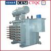ladle refining furnace transformer 2800 KVA kva MVA mva 10 33 KV kv