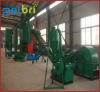 High productivity wood pellets production line with 1.5-2.5t/h