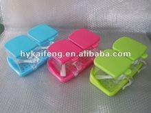 plastic seasonning box, spice box,condiment box