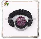 Fashion Shamballa crystal rings