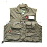 Fixedpattern Fishing Inflatable Vest