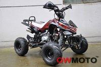 New red skull 110cc ATV for fun