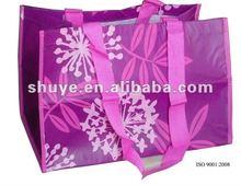 Laminated RPET Shopping Bag