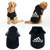 SUPER DOG HOODIE DOG OVERALLS OEM DOG CLOTH FACTORY