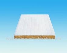 Heat Insulation Rock Wool Sandwich Board