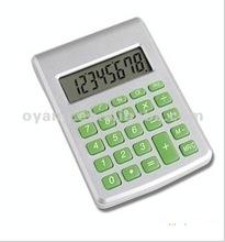 8 pocket solar calculator
