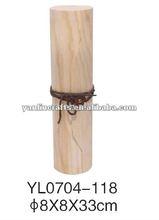 Customized wooden wine box