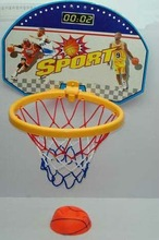 Portable chidren basketball stand