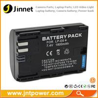 Rechargeable LP-E6 Camera Battery 1800mAh for Canon EOS 5D Mark II III 5D 6D 60D 7D 70D