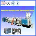 pipas del abastecimiento del gas y de agua del HDPE que fabrican las máquinas