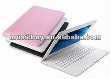 "VIA8650 4GB HDD WIFI SKYPE Cheap 10"" mini laptop computer"