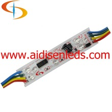 Full-color 9pcs Strawhat Led Module