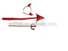 Party crown head band/headband accessories/red devil Headband MPA-0089