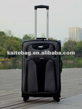 2012 Hot design fashionable handle trolley luggage