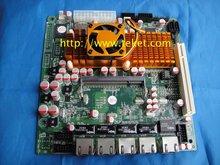 N270 atom mini-itx board D945GSEMN,5 LAN, 2GB flash,internet device, router, firewall, nas