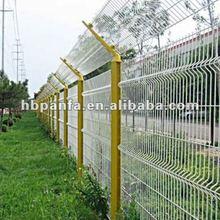 Peach-Type Column Fence