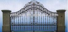 Garden wrought cast iron gate YL-E081