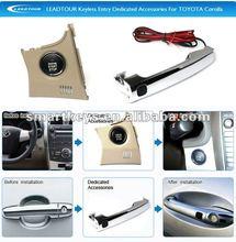 Sales Promotioon Keyless Remotes RFID Car Alarm System For Toyota Corolla