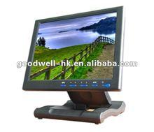 HDMI DVI AV Input lcd 10.4 inch touchscreen