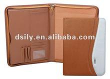 2012 A4 designed business portfolio case