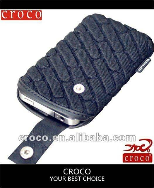 2012 velvet lining fashion mobile phone bag